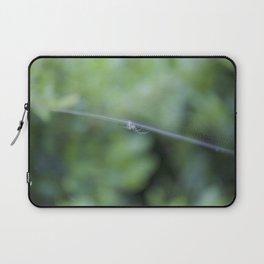 Spiderweb of nature Laptop Sleeve