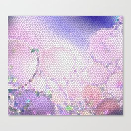 You Can't Stop the Lavender Canvas Print