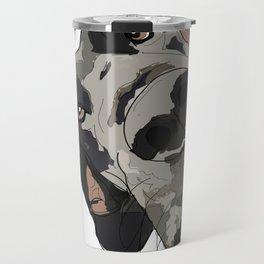 I Wuf You - Great Dane Travel Mug