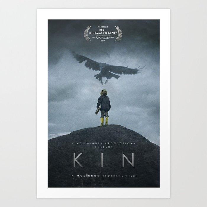 KIN Poster #1 Art Print