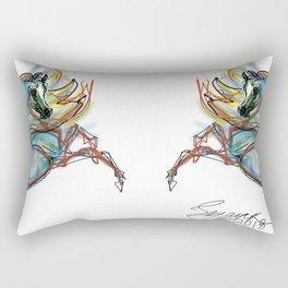 Dreamer's Horse Rectangular Pillow