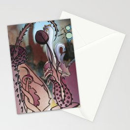 EARTHLY DELIGHTS Stationery Cards