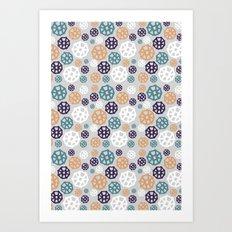 Sea Gem Art Print