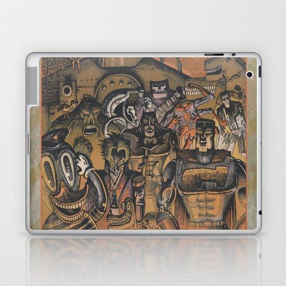 Army of Toys Laptop & iPad Skin
