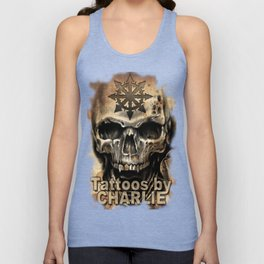 Tattoos by Charlie Unisex Tank Top