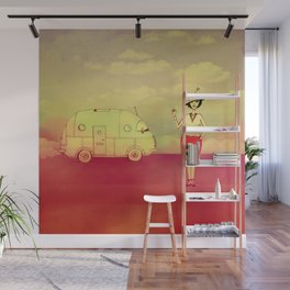 Let's go exploring Wall Mural