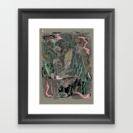 The Offering Framed Art Print