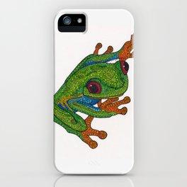 Stick iPhone Case