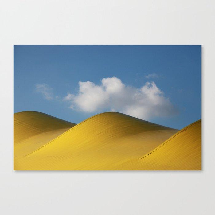 Bizarre nature or Architecture? Canvas Print