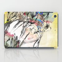 archan nair iPad Cases featuring Dusk by Archan Nair