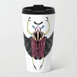 Beetle #2 Color Travel Mug