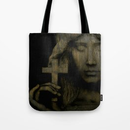 Give Me Love Give Me Peace On Earth Tote Bag