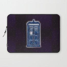 Filigree TARDIS Laptop Sleeve