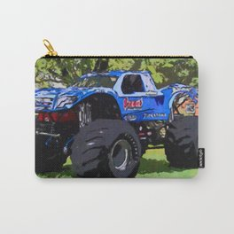 Bigfoot 18 world record monster truck jump Carry-All Pouch