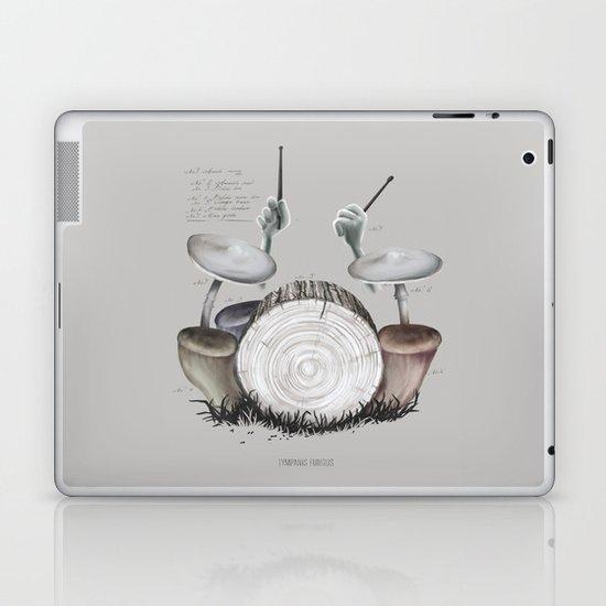 Mushroom drums Laptop & iPad Skin