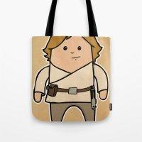 luke hemmings Tote Bags featuring Luke by thejrowe