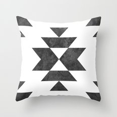 AZTEC II Throw Pillow