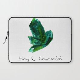 may emerald Laptop Sleeve