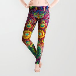 Party of Colors Leggings