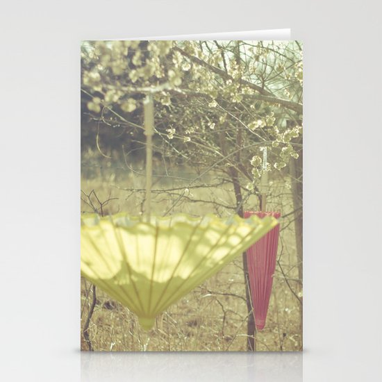 Pink Lemonade II Stationery Cards