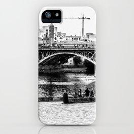 Sevilla BN iPhone Case