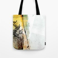 science Tote Bags featuring science by jastudio