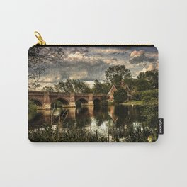 Clifton Hampden Carry-All Pouch