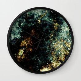 Abstract XIII Wall Clock