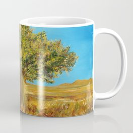 Tuscany, italian summer. Coffee Mug