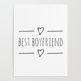 Best boyfriend Poster