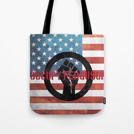Occupy Ferguson Tote Bag