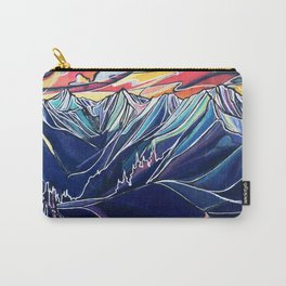 Silvercup Ridge, BC Carry-All Pouch