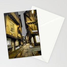 Little Shambles, York Stationery Cards
