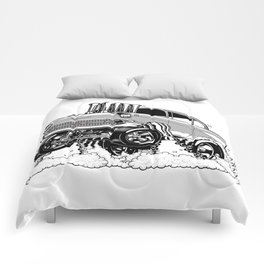 57 Gasser REV-3 SILVER Comforters