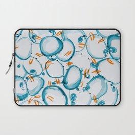 Blue Crab Decorative -2 Laptop Sleeve