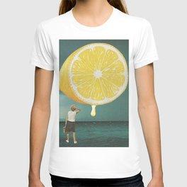 When life gives you a lemon.... T-shirt