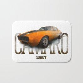 Chevrolet Camaro 1967 Bath Mat