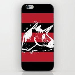 Badass Unicorn iPhone Skin