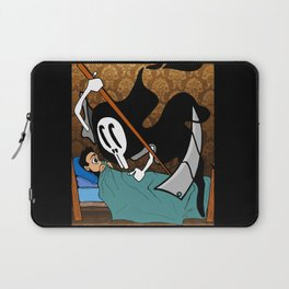Sleep paralysis Laptop Sleeve