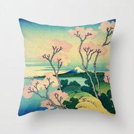 Kakansin, the Peaceful land Throw Pillow