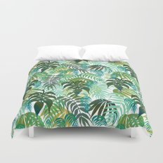 LOST - In the jungle Duvet Cover