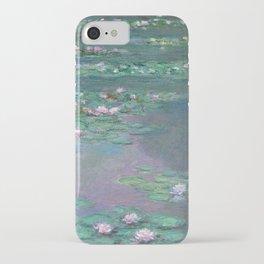 Water Lilies Monet 1905 iPhone Case