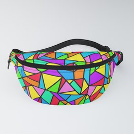 Stained Glass 1 Fanny Pack