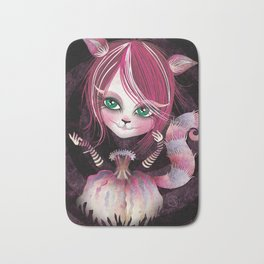 Cheshire Kitty Bath Mat