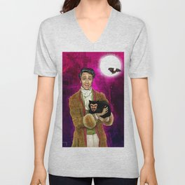 Vampstyle! (What We Do In The Shadows) Unisex V-Neck