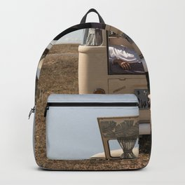 Combi creme Backpack