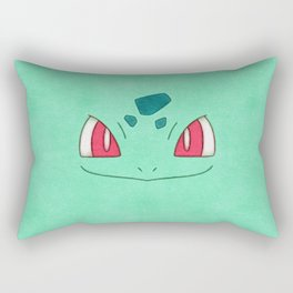 Bulba Saur! Poke man Rectangular Pillow