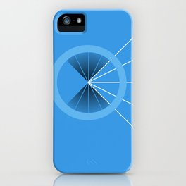 The Looking Glass iPhone Case