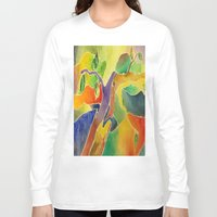 dr seuss Long Sleeve T-shirts featuring Dr. Seuss Dreams by Lisa Beynon