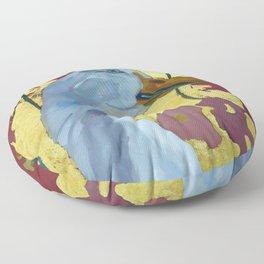 Lucy the Peking Duck Floor Pillow
